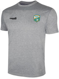 LAKELAND TROPICS BASICS TRAINING TOP - LIGHT HEATHER GREY  --  WS IS ON BACK ORDER AND WILL SHIP BY 7/31