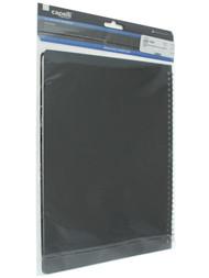 COLTS NECK SC CS SOCCER NOTEBOOK  -- BLACK