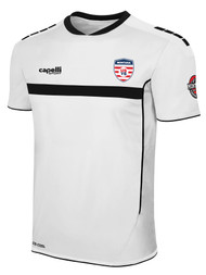 MONTANO YOUTH SPARROW JERSEY   -- WHITE BLACK