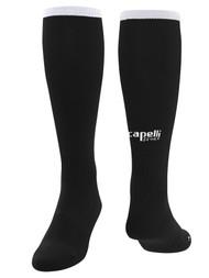 CAPELLI SPORT CS ONE MATCH SOCKS  --   BLACK