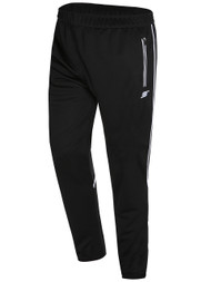 ELITE SPORT  TRAINING PANTS -- BLACK WHITE