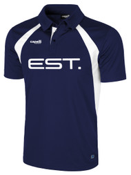 ELITE SPORT TRAINING RAVEN POLO -- NAVY WHITE
