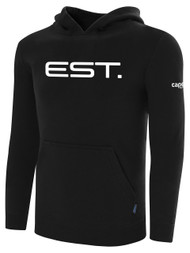 ELITE SPORT TRAINING BASICS HOODIE -- BLACK