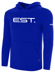 ELITE SPORT TRAINING BASICS HOODIE -- ROYAL BLUE