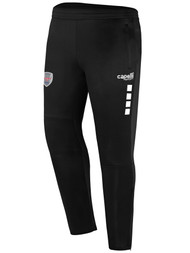 ALBION SAN DIEGO UPTOWN TRAINING PANTS -- BLACK WHITE -- YM IS ON BACK ORDER, WILL SHIP BY 2/8/21