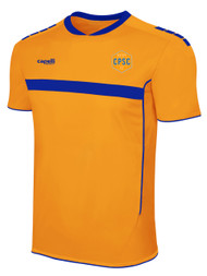 CPSC SPARROW SHORT SLEEVE JERSEY -- ORANGE ROYAL BLUE -- YS IS ON BACK ORDER, WILL BE SHIPPED BY 11/15  <$>$30 - $30