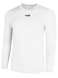 ALBION SAN DIEGO LONG SLEEVE PERFORMANCE TOP   --  WHITE