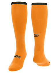 CPSC MATCH SOCKS -- ORANGE ROYAL BLUE  --  M IS ON BACK ORDER, WILL BE SHIPPED BY 3/20