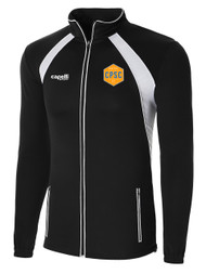 CPSC RAVEN TRAINING JACKET  -- BLACK WHITE