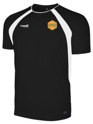 CPSC RAVEN TRAINING JERSEY -- BLACK WHITE