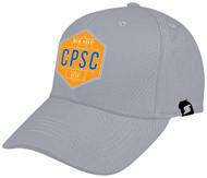 CPSC BASEBALL CAP -- GREY COMBO