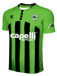 CSA CARACARA SHORT SLEEVE JERSEY -- POWER GREEN BLACK
