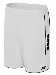 CSA SPARROW SHORTS -- WHITE BLACK