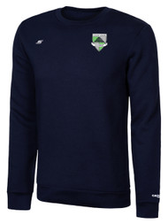 CSA BASICS CREW NECK SWEATSHIRT -- NAVY