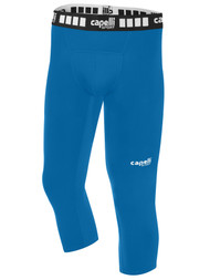 ALBION SAN DIEGO 3/4 PERFORMANCE TIGHTS  --  CAPELLI SPORT BLUE WHITE