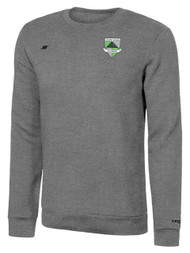 CSA BASICS CREW NECK SWEATSHIRT -- LIGHT HEATHER GREY