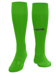 KEY BISCAYNE CS II GOALKEEPER MATCH SOCKS -- POWER GREEN BLACK