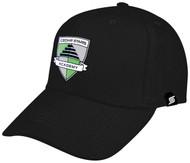 CSA BASEBALL CAP -- BLACK COMBO