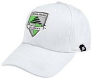 CSA BASEBALL CAP -- WHITE COMBO