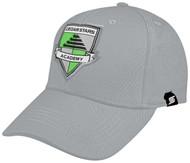 BASEBALL CAP -- GREY COMBO