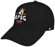 KINGS PARK BASEBALL CAP -- BLACK