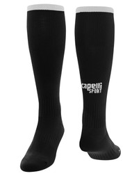 ECLIPSE SELECT ILLINOIS CS ONE SOCCER SOCK -- BLACK WHITE