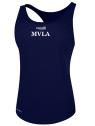 MVLA BASICS RACER BACK TANK TOP -- NAVY -- IS ON BACK ORDER, WILL SHIP BY 2/8/21