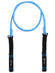 FITNESS MEDIUM RESISTANCE BAND -- BLUE COMBO