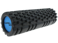FITNESS MINI BODY ROLLER -- BLACK COMBO