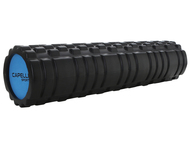"FITNESS 24"" BODY ROLLER -- BLACK COMBO"