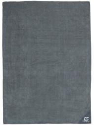 FITNESS MICROFIBER TOWEL W MAGNET  -- BLACK