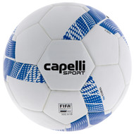 NORTH ALABAMA CS TRIBECA PRO FIFA QUALITY SOCCER BALL -- WHITE PROMO BLUE