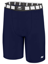 CS COOL COMPRESSION SHORTS  -- NAVY    $16 - $18