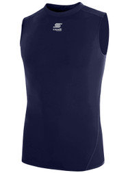 CS COOL SLEEVELESS COMPRESSION SHIRT  -- ELITE NAVY