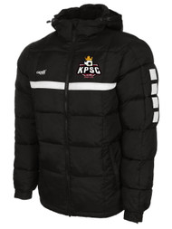 KPSC SPARROW WINTER JACKET - BLACK WHITE   $100 - $120