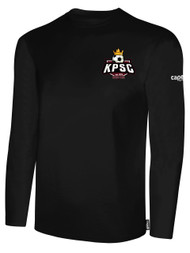 KPSC LONG SLEEVE T-SHIRT - BLACK   $18 - $20