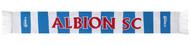 ALBION SC® SAN DIEGO FAN SCARF -- BLUE WHITE