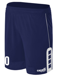 NORTH UNION CONDOR II MATCH SHORTS -- NAVY WHITE  --  WS, WL ARE ON BACK ORDER, WILL SHIP BY 9/14