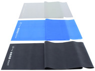 FUSION FC 3 PACK FLAT RESISTANCE BAND -- MULTI