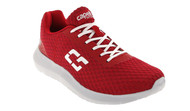 FUSION FC UNISEX CS ONE SHOE -- RED WHITE