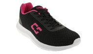 FUSION FC GIRL'S CS ONE SHOE -- BLACK PINK