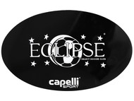 ECLIPSE SELECT ILLINOIS BUMPER MAGNET -- BLACK WHITE