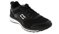 KC COMETS CS MEN'S PRO GLIDE RUNNING SHOE --  BLACK