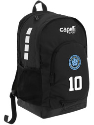 NEXT GENERATION CS II BACKPACK -- BLACK WHITE