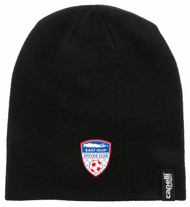 EAST ISLIP SLAMMERS CS II BEANIE -- BLACK