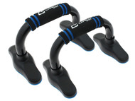 NEXT GEN PUSH UP BARS -- BLACK