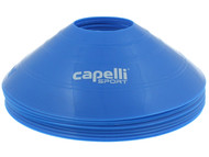 NEXT GEN TRAINING CONE SET  --   PROMO BLUE WHITE