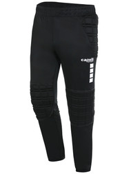 ALBION SAN DIEGO CS BASICS I GOALKEEPER PANTS WITH PADDING -- BLACK WHITE