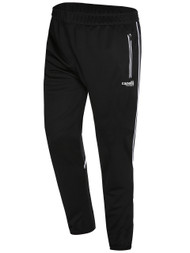BRAVO RAVEN  TRAINING  PANTS --  BLACK WHITE