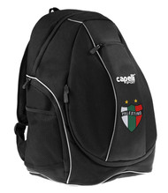 PALESTINO BACKPACK  -- BLACK COMBO